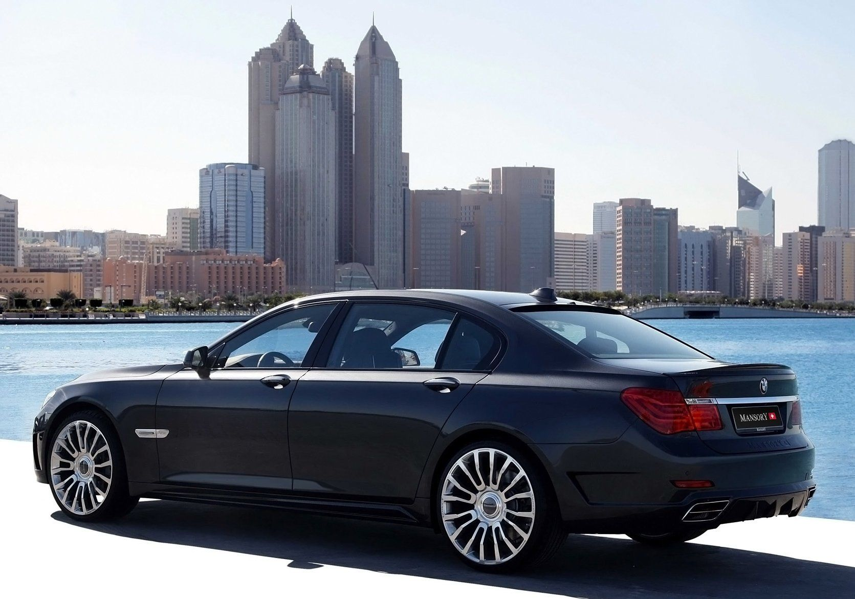 Car Shows 2017 Bmw 760 Li By Mansory